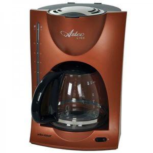 MACHINE À CAFÉ Machine à café 12 Tasses marron aztec KA 1050 (emb