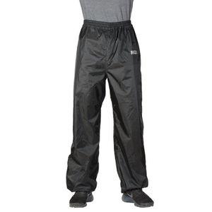 VETEMENT BAS MQS Pantalon de pluie - Homme - Noir