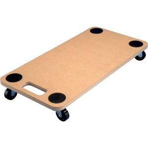 plateau de transport a roulette achat vente pas cher. Black Bedroom Furniture Sets. Home Design Ideas