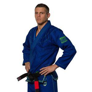 KIMONO Kimono Jiu Jitsu Brésilien Bleu SUPARAITO - FUJI