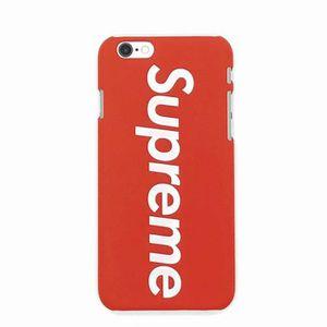 coque iphone 6 supreme silicone