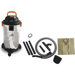 ASPIRATEUR INDUSTRIEL ELEM Twister - TWVAC1250-30I - Aspirateur eau et p
