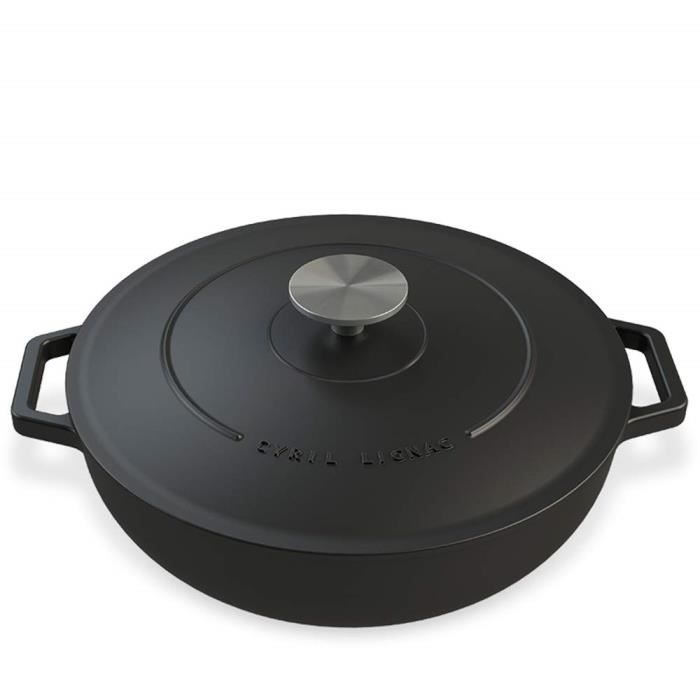 casserole de qualit lacor casserole haute chef luxe en. Black Bedroom Furniture Sets. Home Design Ideas