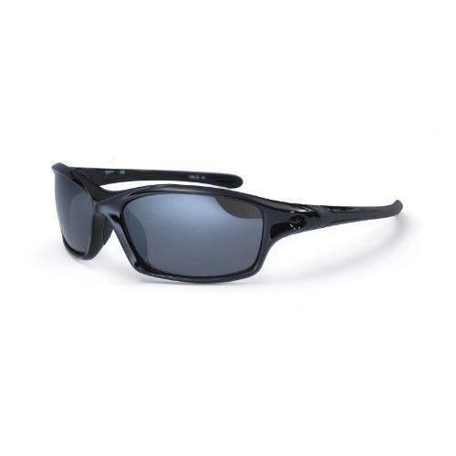 Bloc Daytona Lunettes de soleil enveloppantes pour le sport Noir brillant 14 cm