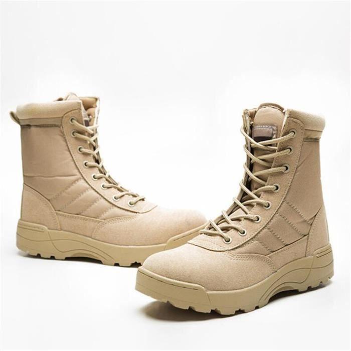 Chaussures Homme Marque de luxe Meilleure Qualité Martin Bottine Haut qualité Nouvelle Mode ete Durable Bottine Confortable 2018 svyz3