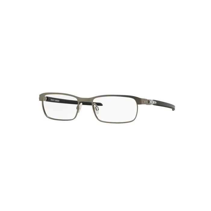 2821abe2079cb Lunettes de vue Oakley Homme TINCUP CARBON OX5094 509404 Grise 53 x ...