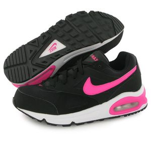 timeless design 78d21 a3c10 BASKET Nike Air Max Ivo noir, baskets mode mixte .