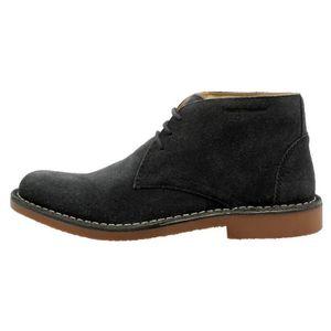 Chaussures pour la rentrée des classes Hush Puppies noires fille P4MbvD