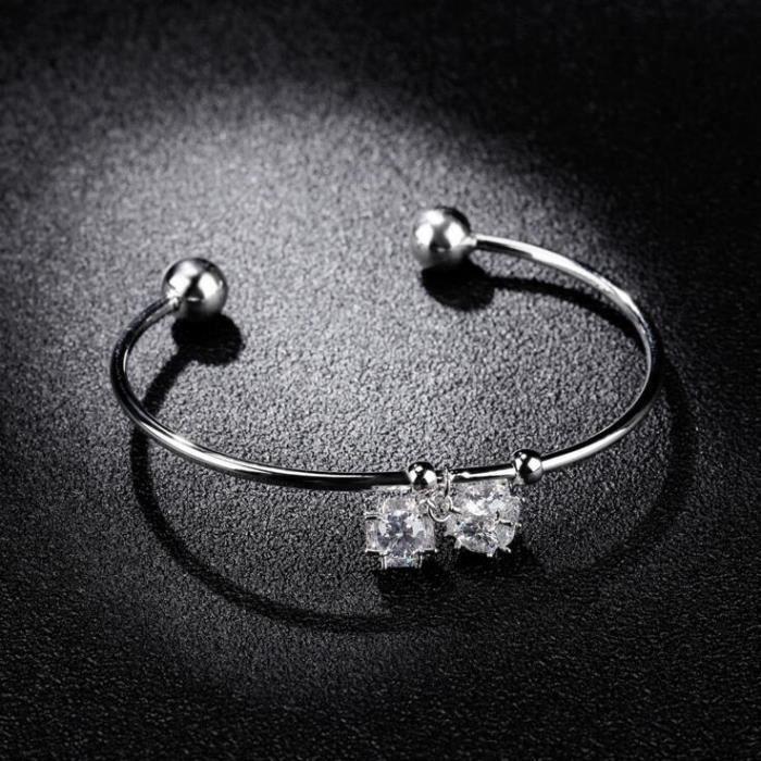 Bracelet Bain de placage dalliage avec le bracelet 18k Flash Mme Claiborne cadeau