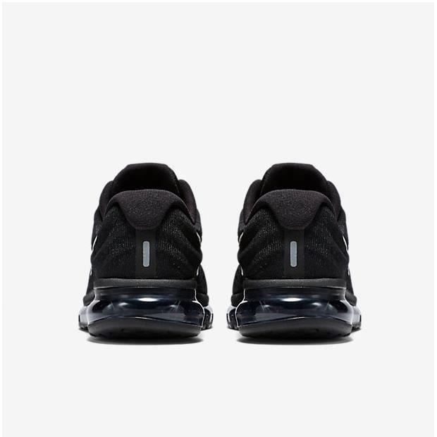 Air running 001 Basket pourNoir 849559 2017 Max NIKE de Chaussure 54q1P
