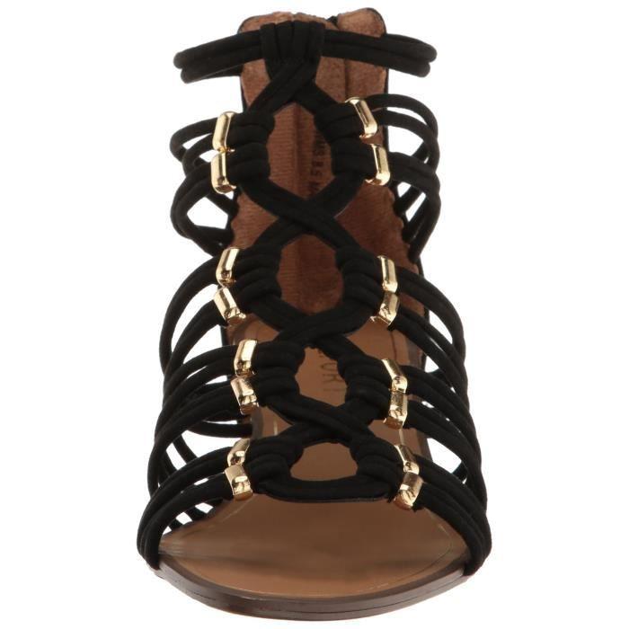 Femmes Maple Sandales compensées QL1PY Taille-37 1-2