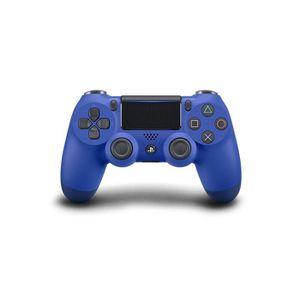 MANETTE JEUX VIDÉO Manette DualShock V2 pour PS4 - bleue