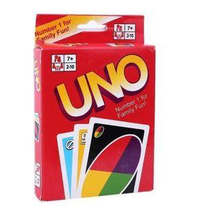 CARTES DE JEU UNO Cards Game 108 Cards