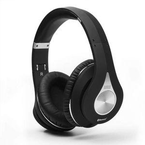 CASQUE - ÉCOUTEURS Casque Bluetooth Sans Fil – AUGUST EP640 – Écouteu