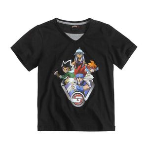 T-SHIRT T-shirt manches courtes Beyblade 4 ans