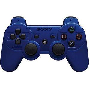 MANETTE JEUX VIDÉO Manette PS3 Dual Shock 3 - bleue