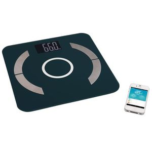 PÈSE-PERSONNE Pèse-personne compatible Bluetooth® avec mémoire -