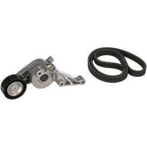 COURROIE TRAPÉZOÏDALE GATES Kit courroie d'accessoire Micro V K016DPK121