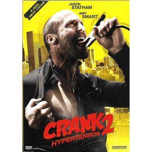 DVD FILM DVD - Hyper Tension 2 (Crank 2 ) [ Jason STATHAM,
