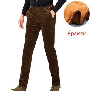 PANTALON Pantalon homme en velours côtelé de Marque luxe vi