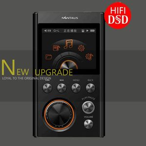 LECTEUR MP3 Lecteur MP3 NiNTAUS X10 24Bit / 192KHz Lecteur Hi-