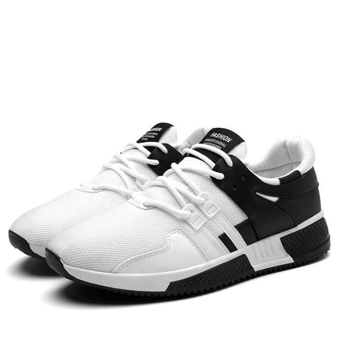 Basket Homme Chaussures De Course Run Masculines Respirante Sport Chaussures aZ4oGkl6