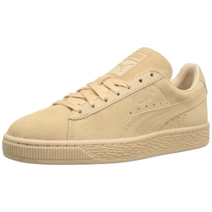 vente chaude en ligne 0efa2 b60c2 PUMA Suede Classic Tonal Sneaker Mode 1FLXIM Taille-43