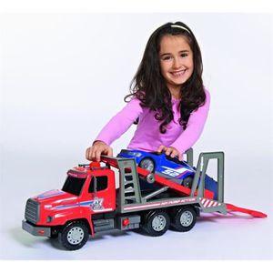 camion transporteur cars achat vente jeux et jouets pas chers. Black Bedroom Furniture Sets. Home Design Ideas