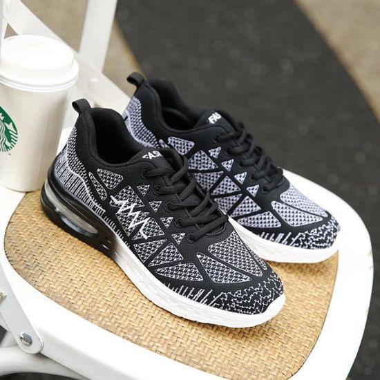 Baskets Homme Chaussures de sport / Noir Noir - Achat / sport Vente basket f8e92f