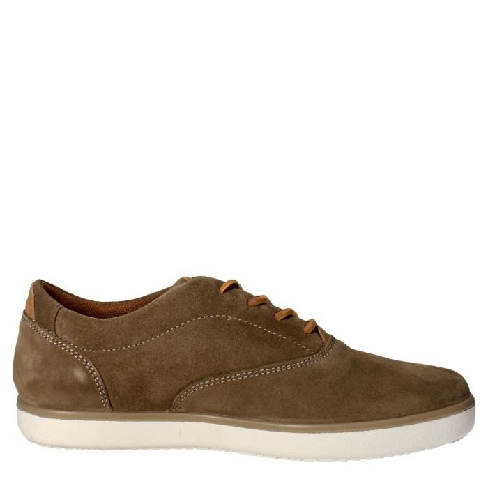 Imac Sneakers Homme Marron Taupe, 42