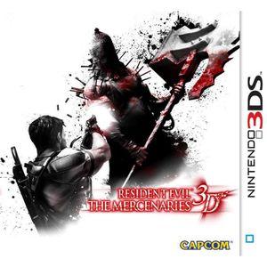 JEU 3DS Resident Evil The Mercenari - Jeu Nintendo 3DS