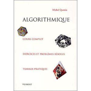 AUTRES LIVRES Algorithmique ; nouveaux exercices et abrege de...