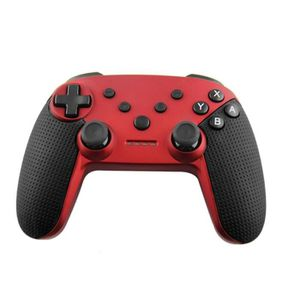 MANETTE JEUX VIDÉO Contrôleur sans fil Bluetooth poignée Gaming Pad M