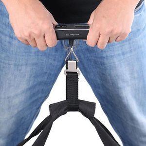 PÈSE-BAGAGE Napoulen®50kg-10g portable LCD numérique suspendu