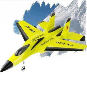AVION - HÉLICO Cool RC Fight RC Avion à ailes fixes FX-820 2.4G R