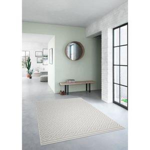 tapis gris 120x170 achat vente tapis gris 120x170 pas cher cdiscount. Black Bedroom Furniture Sets. Home Design Ideas