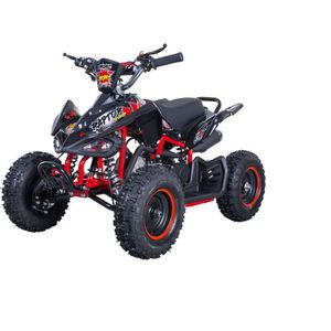 QUAD E-ROAD Pocket Quad 49.9 cc - Rouge