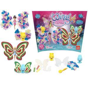 Support à décorer GOLIATH Kit de Loisirs Créatifs Fairies & Friends