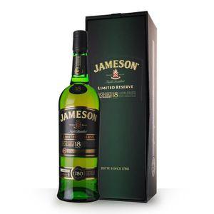 WHISKY BOURBON SCOTCH Jameson Limited Reserve 18 ans 70cl - Coffret - Wh