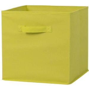 cube de rangement 31x31 achat vente cube de rangement 31x31 pas cher cdiscount. Black Bedroom Furniture Sets. Home Design Ideas