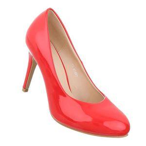 ESCARPIN Chaussures femmes l'escarpin High Heels blanc 41