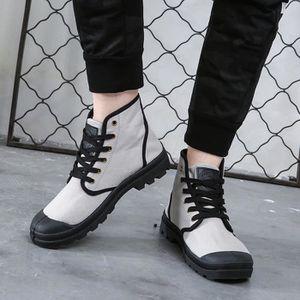Chaussure hautes casual homme Achat Vente pas cher