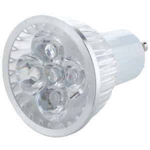 ampoule gu10 longue achat vente ampoule gu10 longue pas cher cdiscount. Black Bedroom Furniture Sets. Home Design Ideas