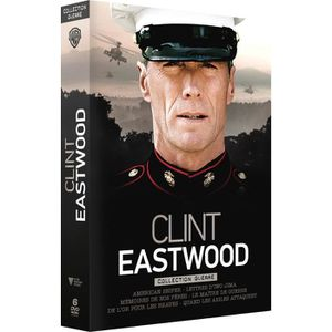 DVD FILM Coffret Clint Eastwood et Viva guerre - En DVD