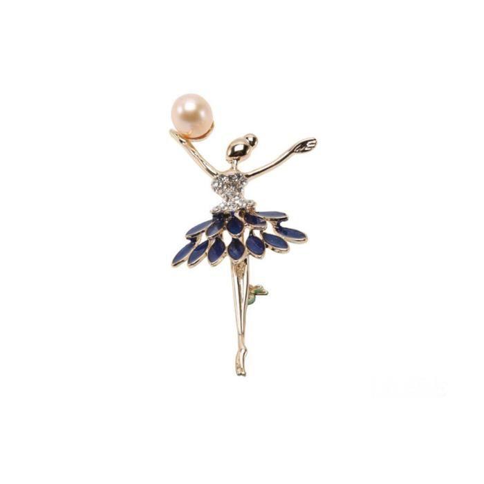 Jyx Femmes 10x13mm Rose Broche perles deau douce Pin O2LPQ