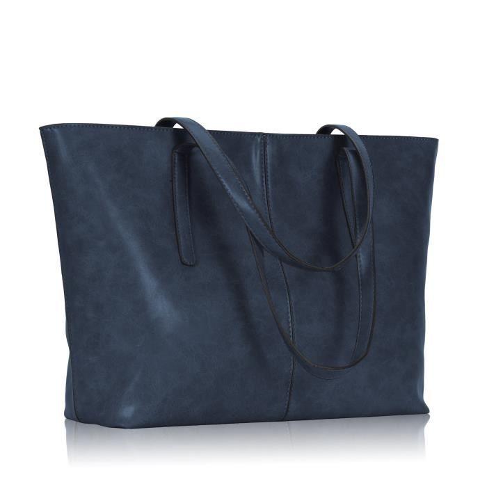 Sacs à main fourre-tout Grandes Sacs à bandoulière portable Shopper série avec embrayage D286R