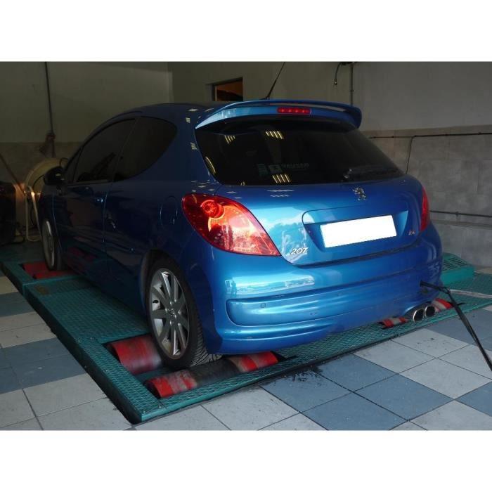Reprogrammation Moteur Sur Mesure Sur Banc De Puissance Peugeot