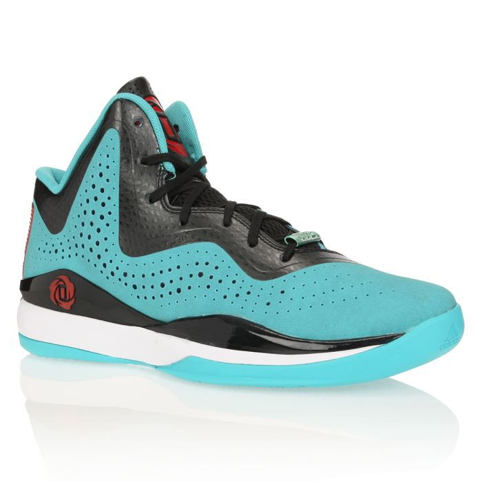 buy online fa5eb 3a640 CHAUSSURES BASKET-BALL ADIDAS Baskets Derrick Rose 773 III Homme