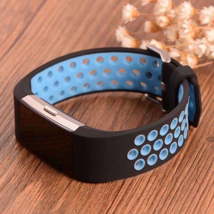 bracelet sport fitbit charge 2. Black Bedroom Furniture Sets. Home Design Ideas