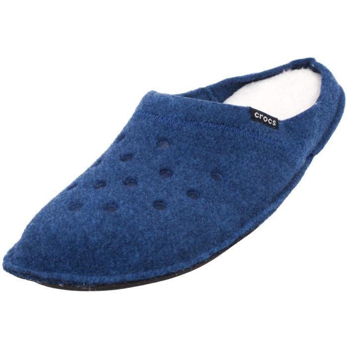 Pantoufles Classic slipper marine - Crocs